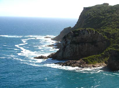 Enjoy a brisk day's sailing near the Knysna Heads